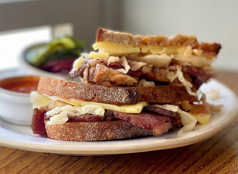 GAIL's go big on toast and add Monty's Deli pastrami too