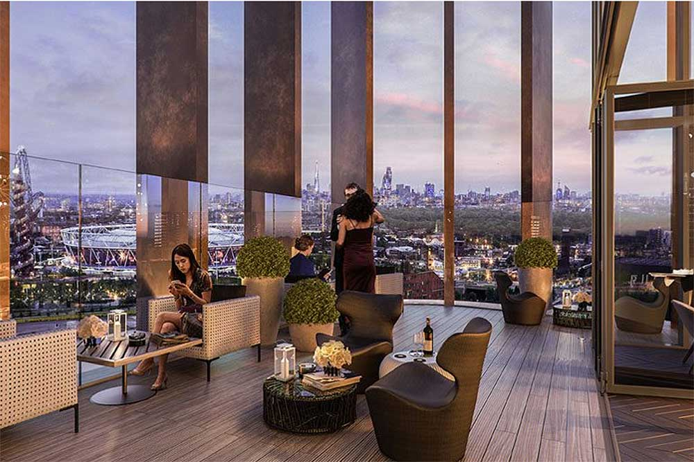 The Gantry hotel london opening in Stratford