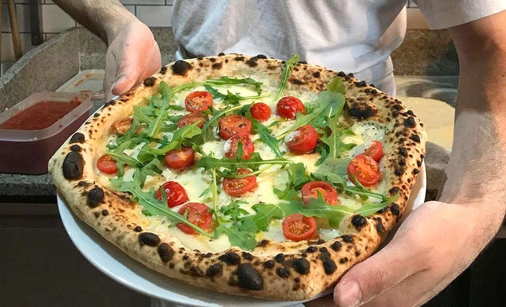 Gordo's pizzeria arrives in Dalston
