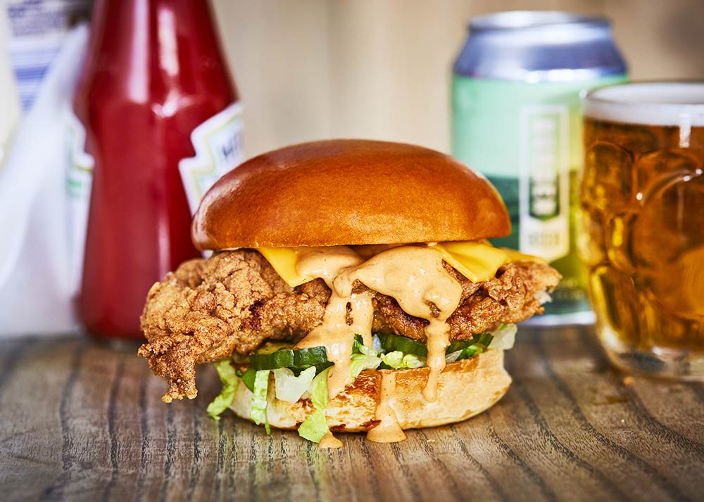 Honest Burgers launches Honest Chicken, delivering from King's Cross
