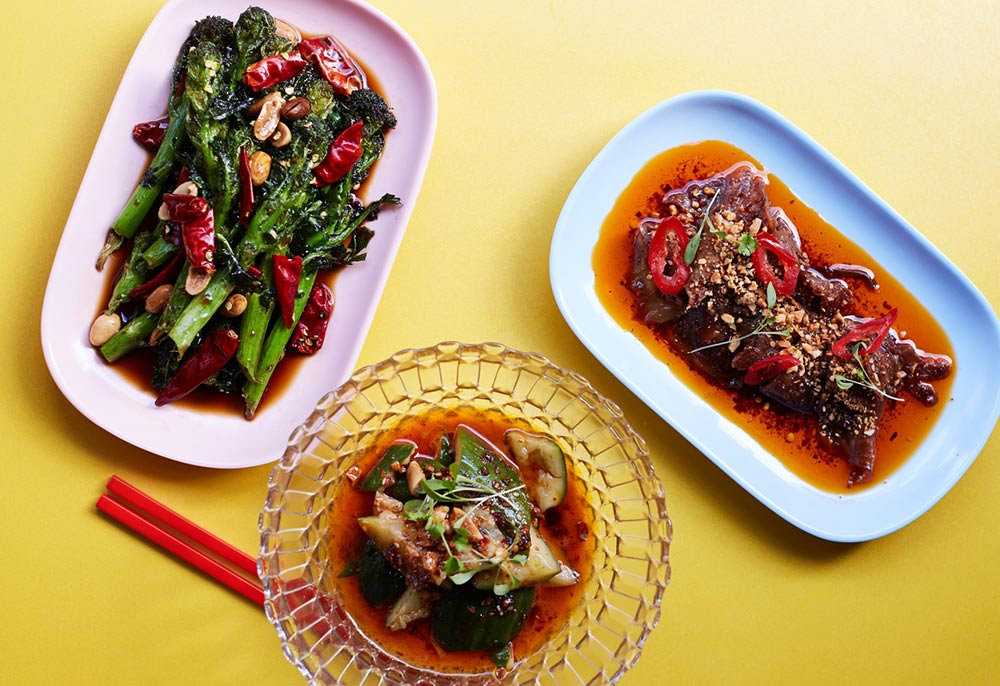 Mao Chow is coming to Mortimer House for a vegan Chinese pop-up