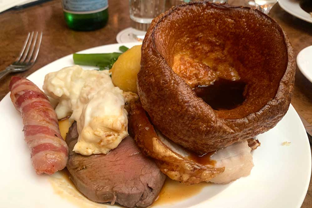the ned sunday feast is back on in london