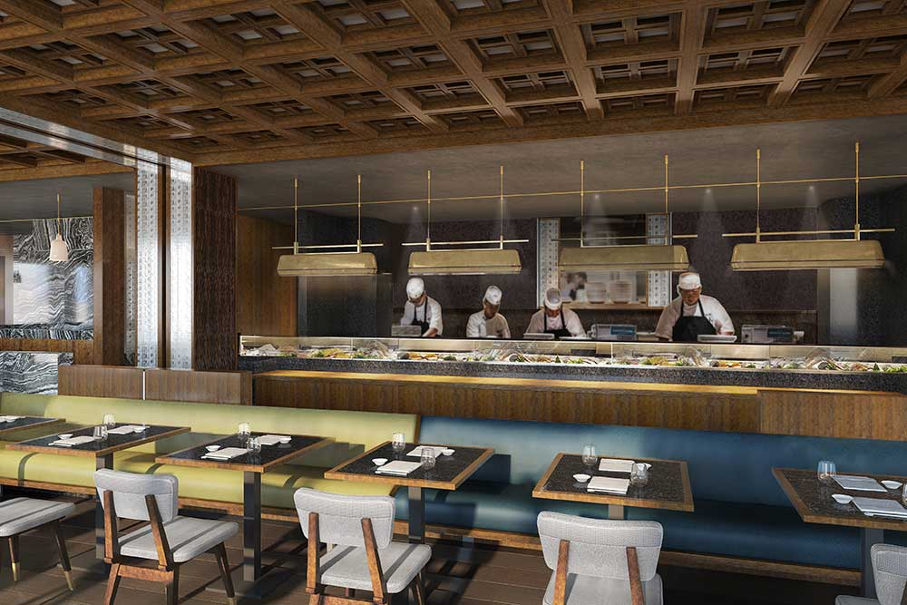 A Nobu Hotel is coming to Marylebone's Portman Square