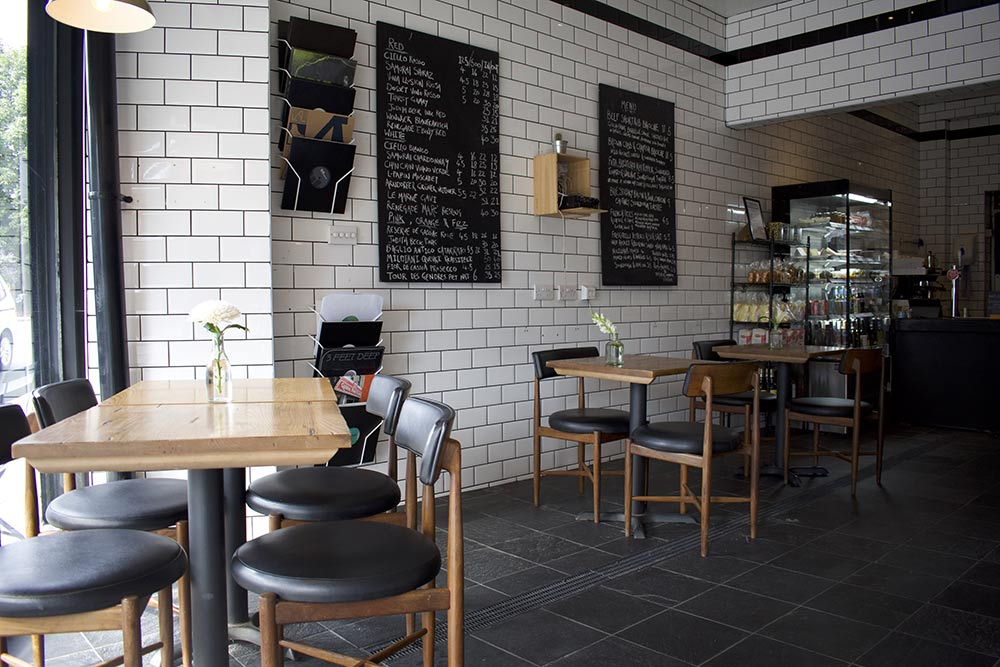 The Nook wine bar and deli opens in Islington, taking over from Linden Stores