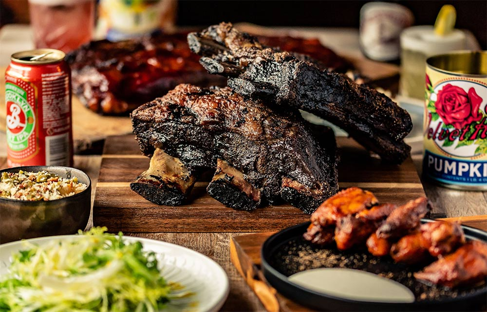 Red Dog Soho returns with Austin-style barbecue on the menu
