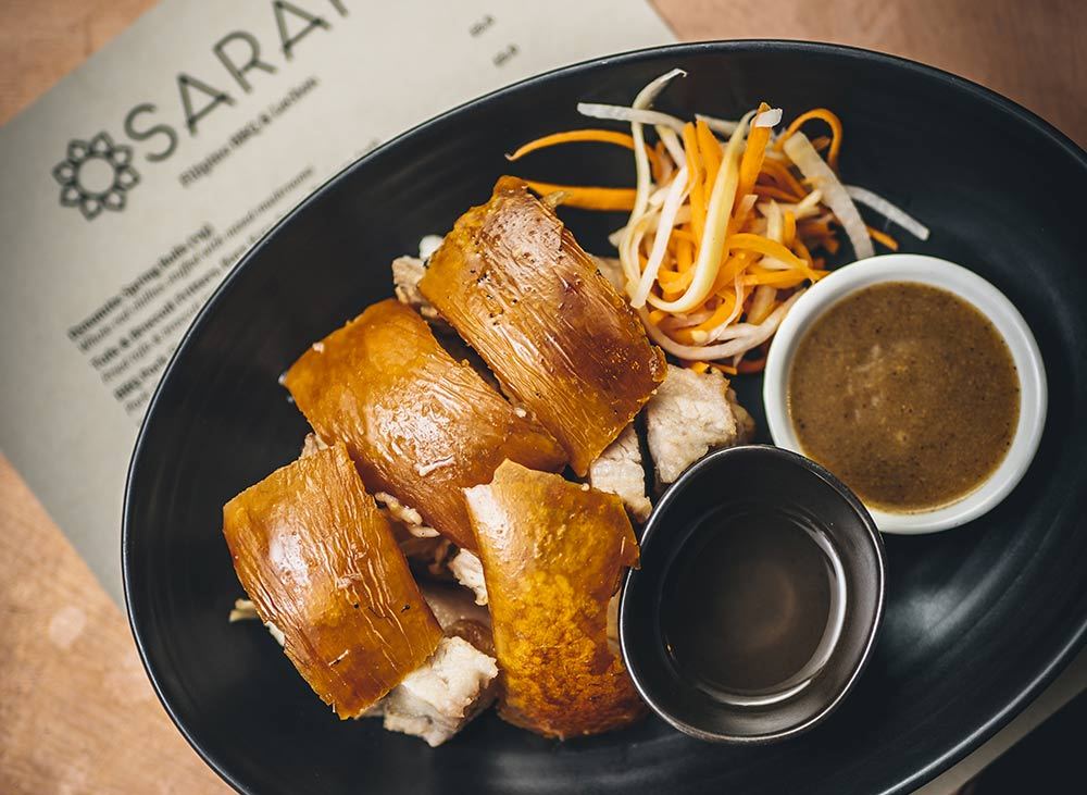 Sarap opens its first standalone Filipino residency in Brixton