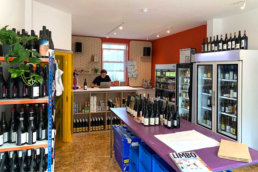 shop cuvee opening on blackstock road