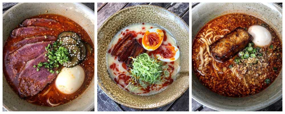 supa ya ramen opening on Hackney Road London