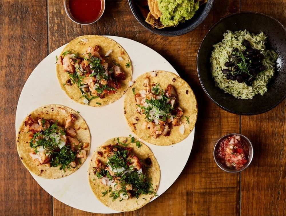 Tacos El Rey sees Breddos launch a delivery-only restaurant