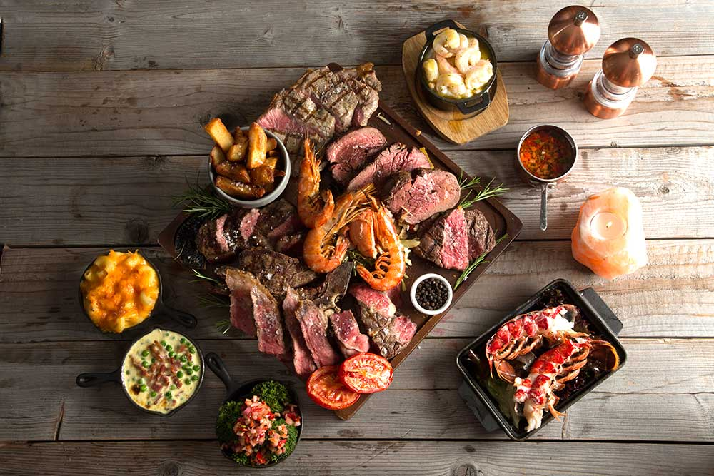tomahawk steakhouse hoxton london