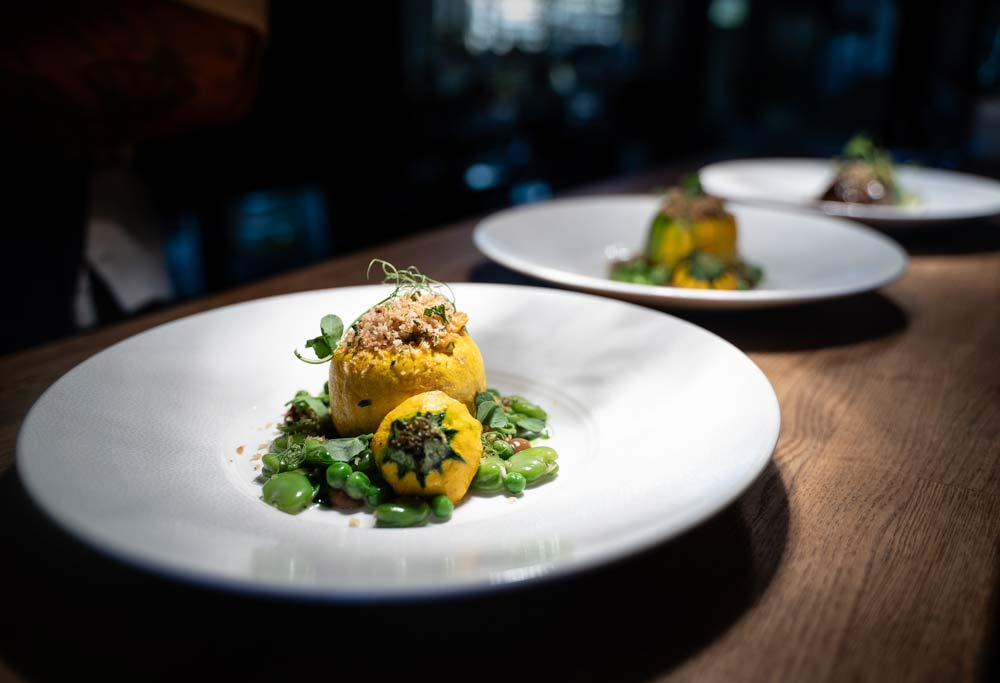 Turnips transforms into a veg-led supper club in Borough Market