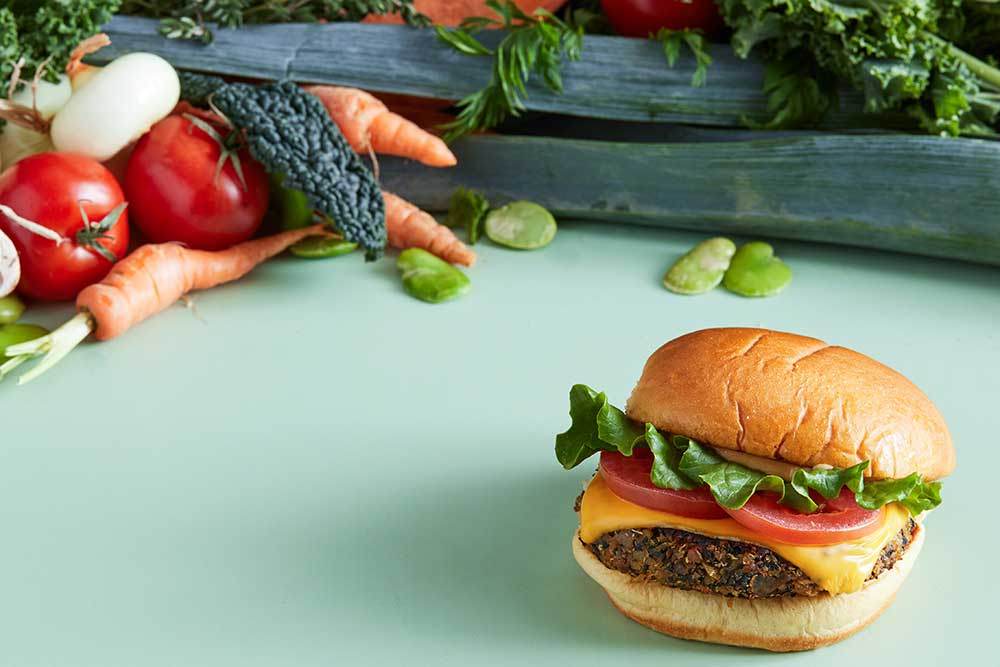 shake shack launch their vegan shack burger