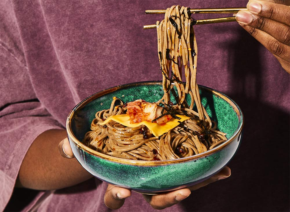 Carl Clarke is launching the Future Noodles delivery service