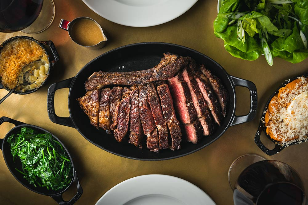 Hawksmoor team up with Ocado to delivery steaks