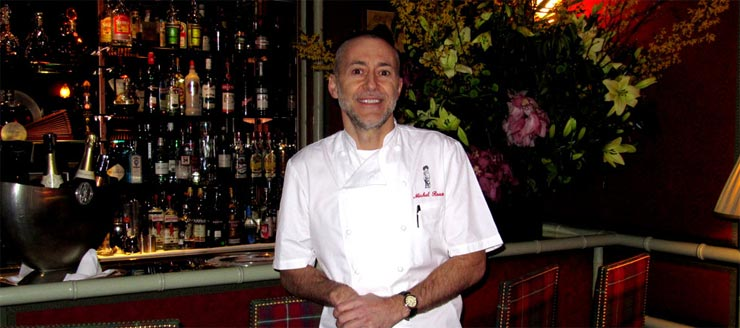 Talking to Michel Roux Jnr.