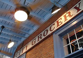 City Grocery, Oxford, MS