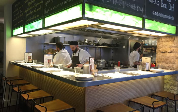Restaurant Kitchen Counter the best london restaurants for counter dining | hot dinners