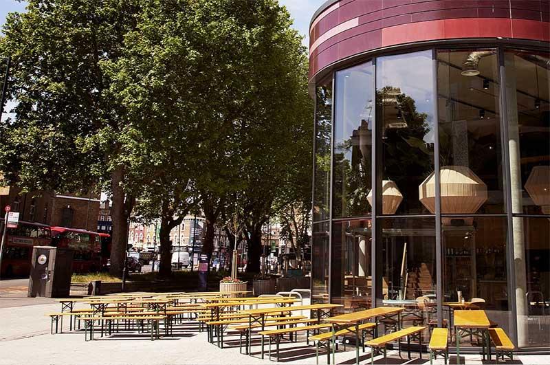 Atkins Restaurants London