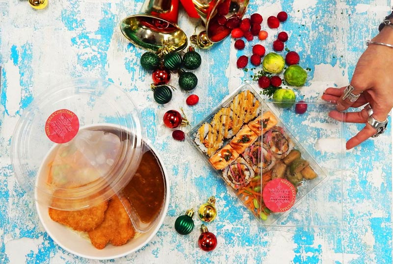Christmas meal deals central london