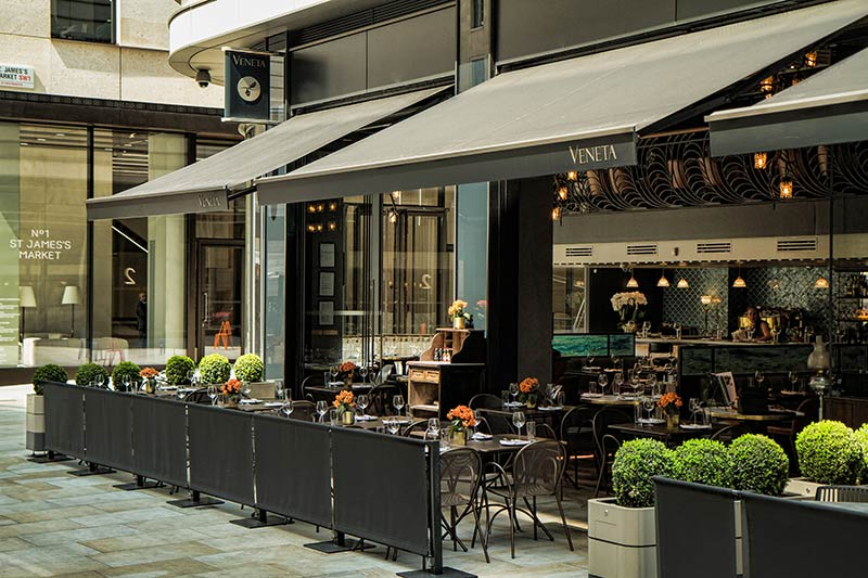 Hot dinners summer guide to eating and drinking in london hot new to london since last summer heres our pick of londons outdoor spots to enjoy a meal out in the sunshine malvernweather Gallery