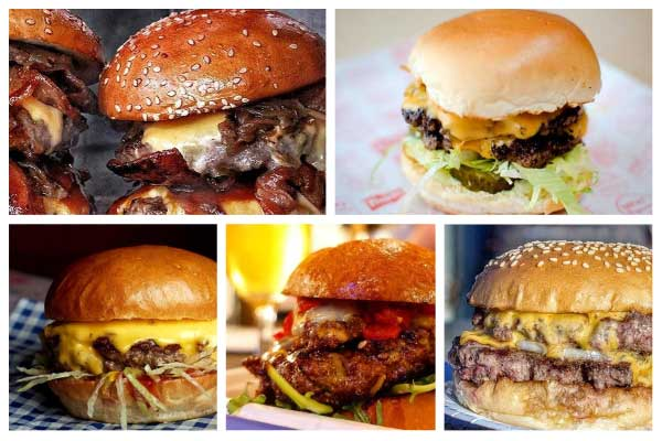 Londons best burgers blueprint cafe offer leroy test drive more hot right now londons hottest restaurants april 2018 malvernweather Gallery