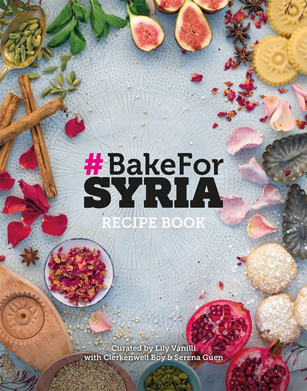 Bake For Syria - Lily Vanilli, Clerkenwell Boy and Serena Guen