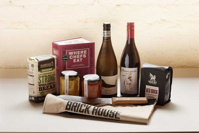 brickhouse christmas hamper
