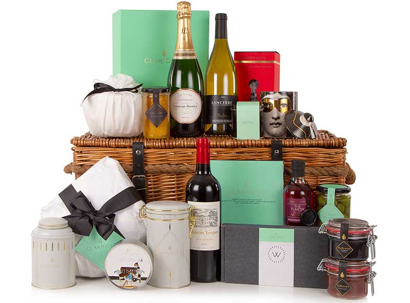 claridges christmas hamper