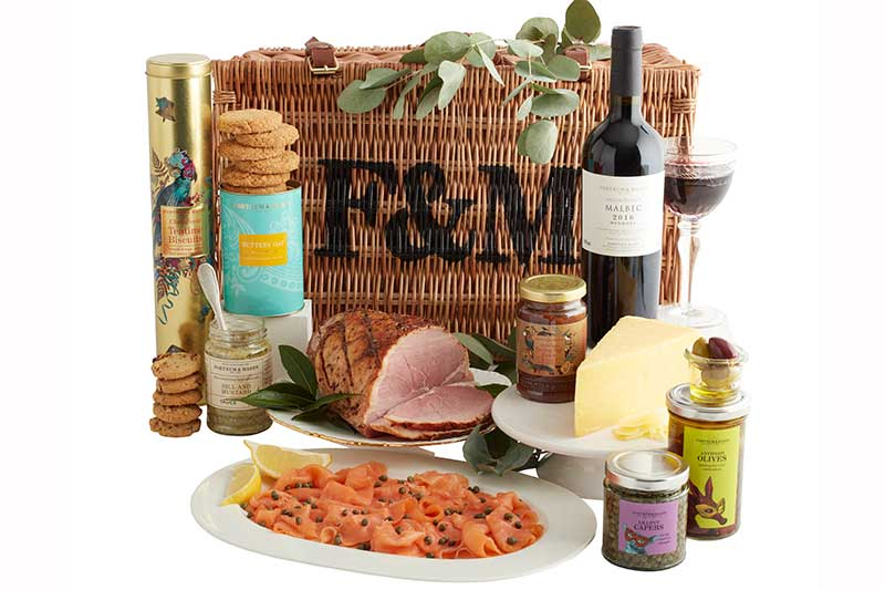 fortnums christmas hamper