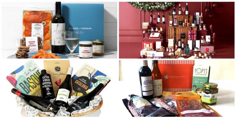 best london christmas hampers 2018