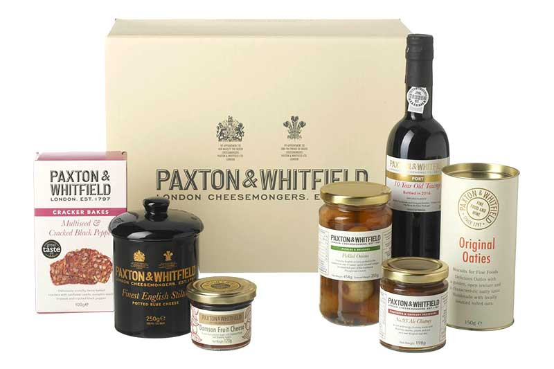 paxton christmas hamper