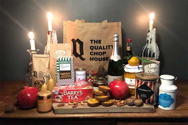 quality chophouse christmas hamper