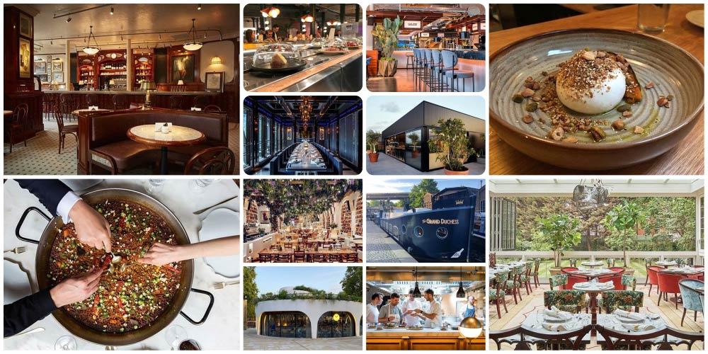 Best Restaurants In London Hot Dinners