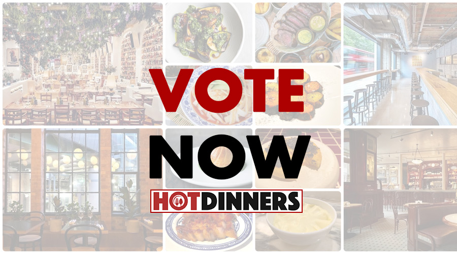 Vote for your favourite new London restaurant of 2018 - and win!