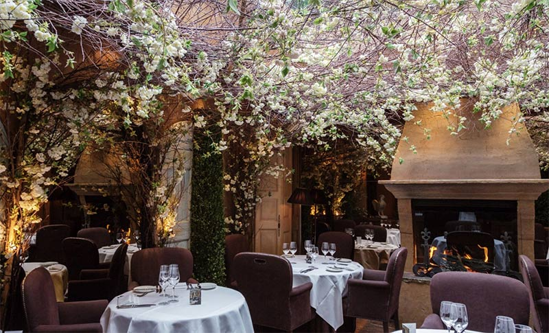 Clos Maggiore - photo by Carol Sachs