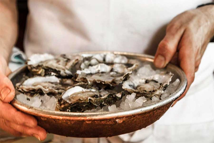 The Best London Restaurants For Oysters