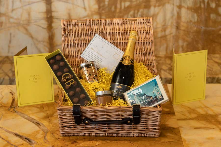 The Regent Hamper from Cakes & Bubbles