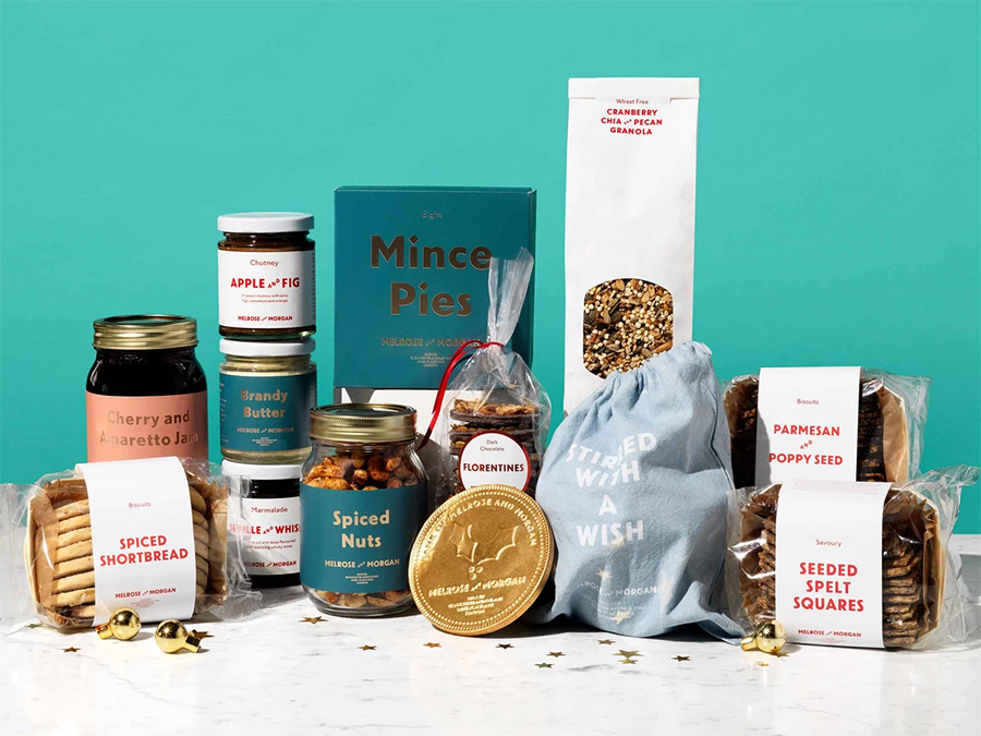 The Artisan Hamper from Melrose and Morgan