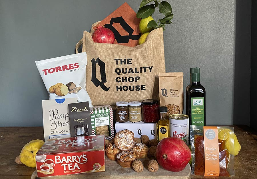 The Best Christmas Food Hampers From London Shops And