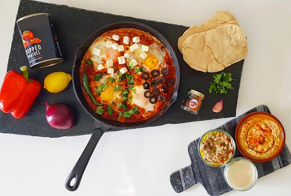 Shakshuka kits from Shakshukit