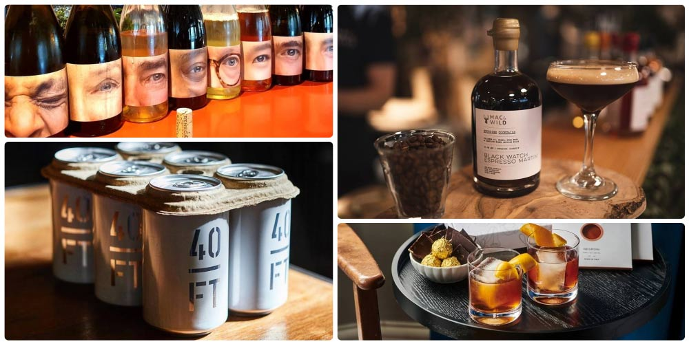 London's best… wine, beer and cocktail delivery services