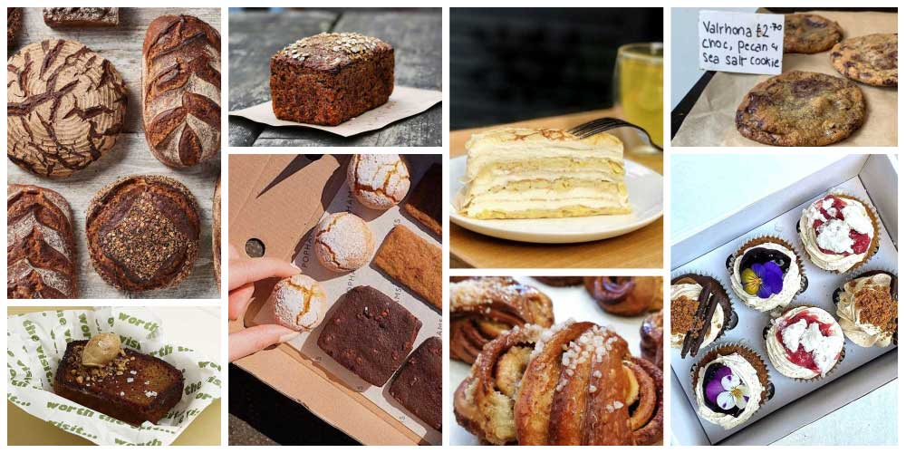 london's best bakeries doing delivery