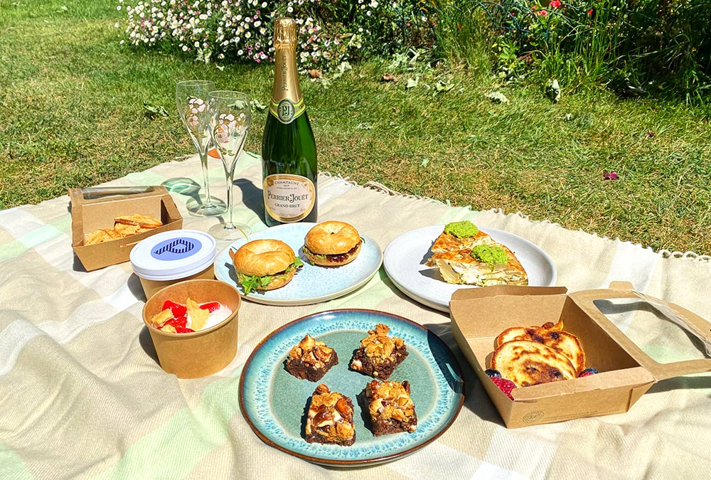 London's best picnics delivered