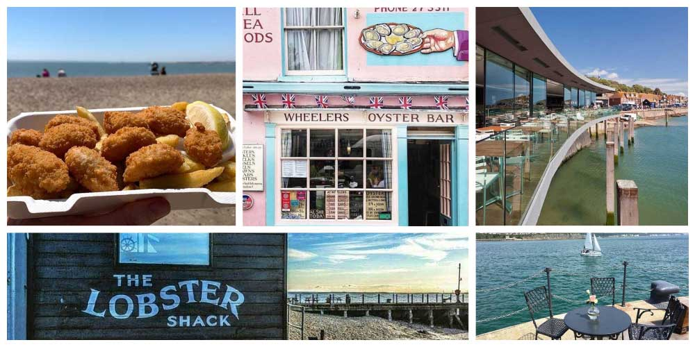 London's nearest seaside towns and where to eat when you get there