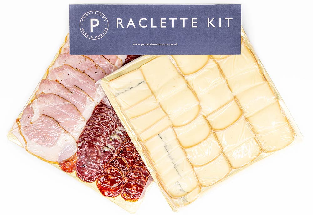 Fondue and raclette kits from Provisions