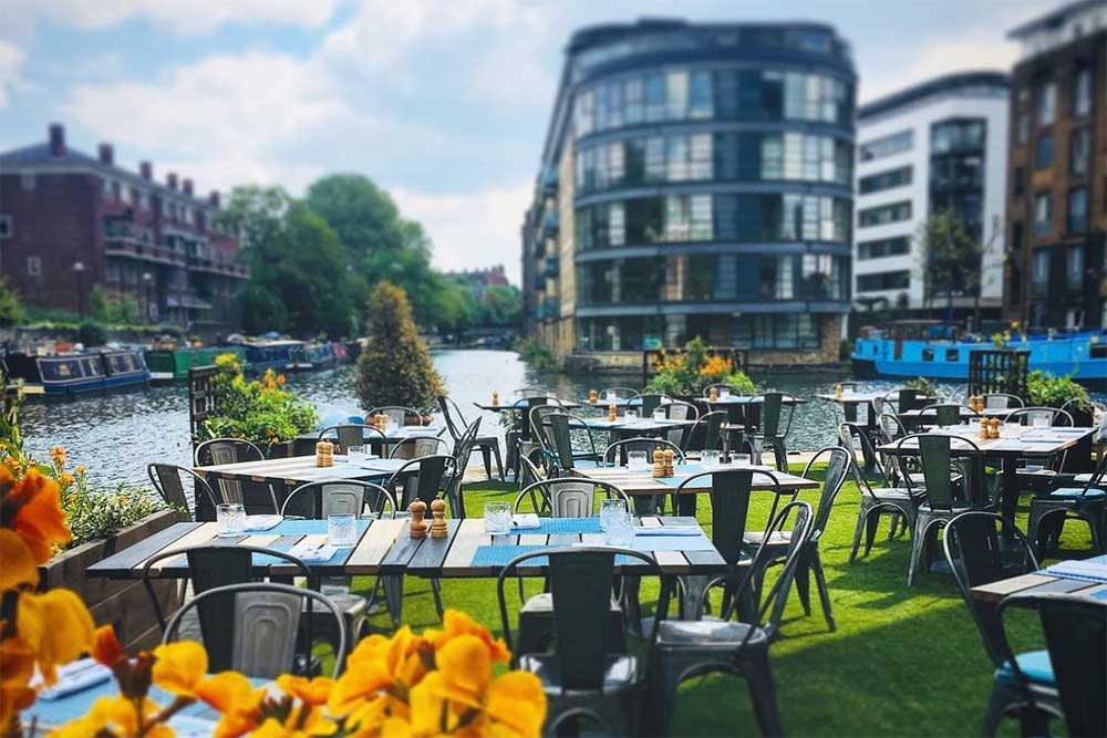 london's best riverfront and waterside restaurants