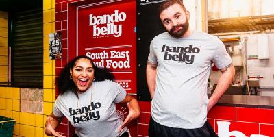Bando Belly at Peckham Levels wants to serve up proper London soul food