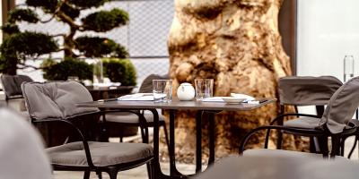 Tracking new alfresco dining options in London - terraces, rooftops and more...