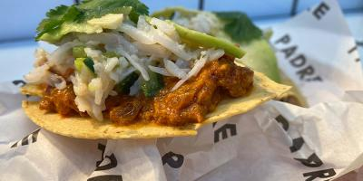 Test Driving Tacos Padre - where Mexico meets the beating heart of Borough Market