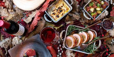 The best London restaurants for Thanksgiving
